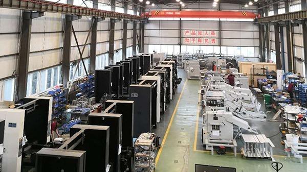 万邦高速供纸机与零速供纸机的设备性能比较