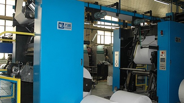 万邦科技浅析卷筒纸供纸装置的原理及工作过程